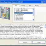 Rizone Beep Codes Viewer – Identifica que quieren decir los pitidos del ordenador