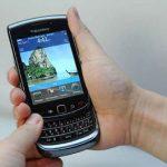 Características e Imágenes del Blackberry 9800 slider