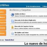 Glary Utilities – Una alternativa a TuneUp