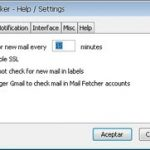 GMail Checker – accede a tu correo de gmail de una forma más facil