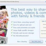 DropShots – un sitio web para subir fotos y vídeos online