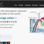 Pixlr –  un interesante editor de fotos gratuito online