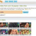 Yubby – busca un vídeo en más de 30 sitios a la misma vez