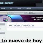 Audio Exper – un conversor  y editor de audio online gratuito