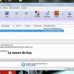 Fresh Download un gestor de descargas muy sencillo pero funcional