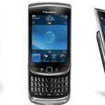 Caracteristicas y detalles del BlackBerry Torch