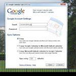 Google Calendar Sync ahora  funciona con Outlook 2010