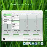 Nature Sounds, escucha sonidos relajantes