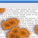 Write Attack – un interesante editor de texto