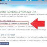 Ya puedes chatiar con los usuarios de facebook desde Windows Live Messenger
