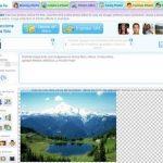 Edita tus fotos online gratuitamente con Pho.to editor
