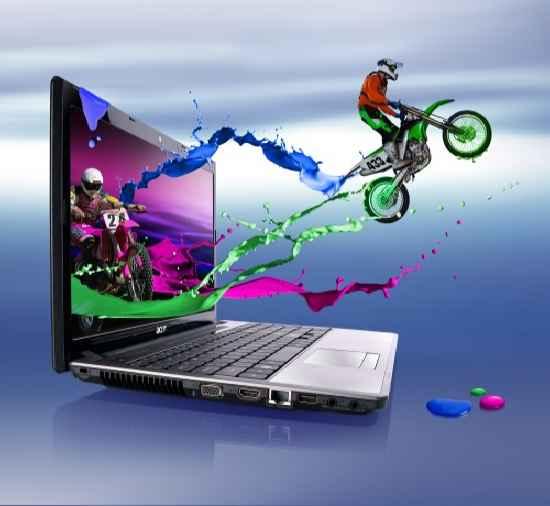 Acer Aspire 5745DG - Características y detalles