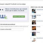 Facebook Impact – averigua cuantas invitaciones amigos haz enviado