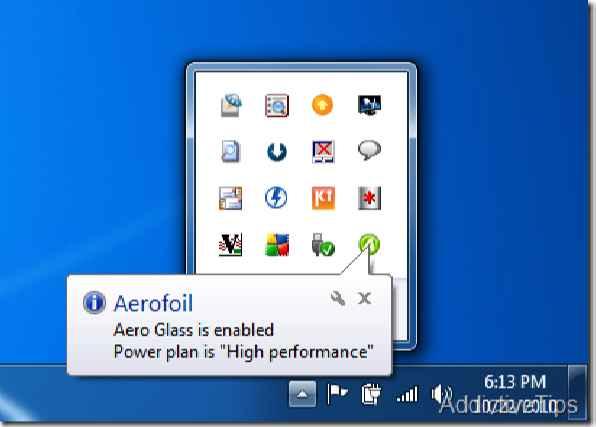 Aumenta el rendimiento la batería de tu portatil con Aerofoil