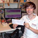 Mozilla paga $ 3.000 USD a un niño de 12 años por encontrar un bug