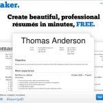 Crea y descarga tu curriculum en PDF con CVMaker.in