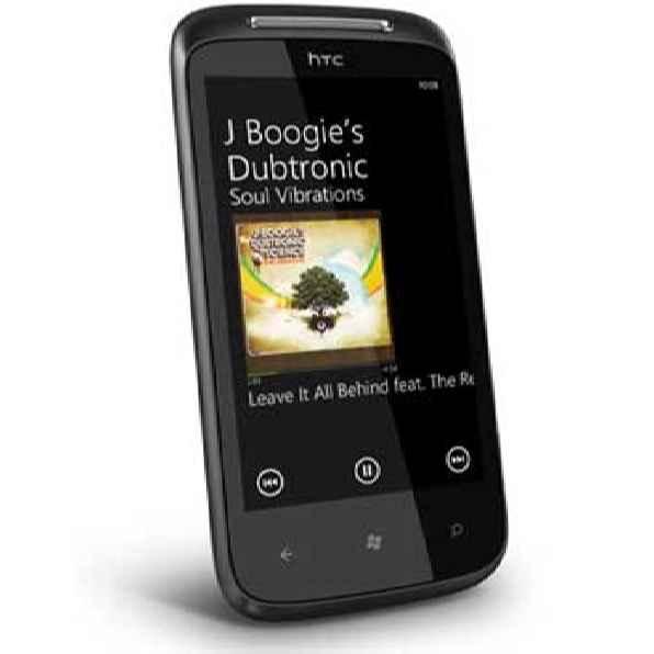 Características y detalles del HTC 7 Mozart