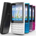 Detalles y características del Nokia X3-O2