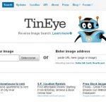 tineye – buscar imágenes con imagenes