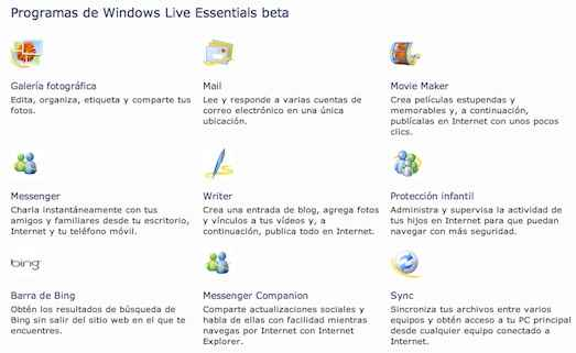 Windows Live Essentials 2011 Final