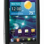 LG Vortex – un smartphone con pantalla táctil de 3.2