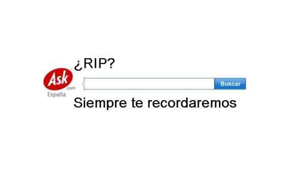 RIP ASK