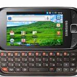 Un vistazo al Samsung Galaxy 551