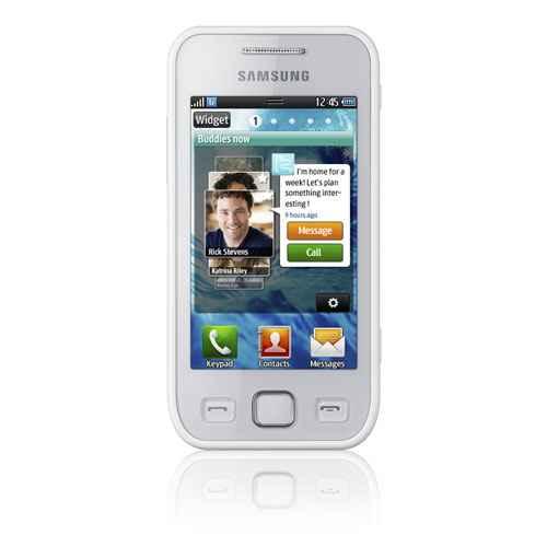Todo sobre el Samsung Wave 575