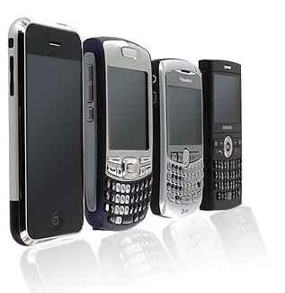 Smartphones - un negocio muy rentable para la empresas en la actualidad