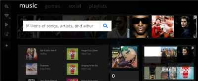 Musica online service
