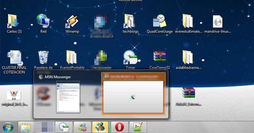 msn 7.5 en windows 7