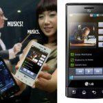 LG Optimus Mach  un smartphone que viene Android