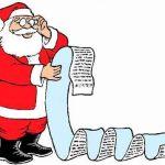 ¿Qué es lo que más  pide  la gente para esta navidad?