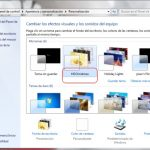 Windows 7 Christmas – tema navideño para Windows 7