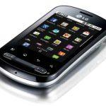 Detalles del LG Optimus Me P350