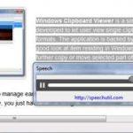 SpeechUtil – Para escuchar el texto seleccionado en Firefox