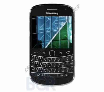 Características del BlackBerry Dakota