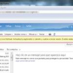 Outlook (Hotmail) presenta deficiencias en su servicio