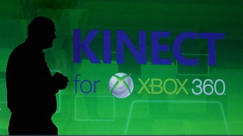Más 8 millones de Kinects vendidos en 60 días