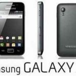 Detalles del Samsung Galaxy Ace