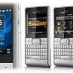 Características y detalles del Sony Ericsson M1