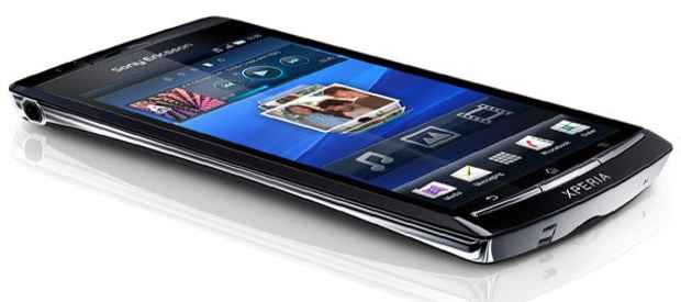 Características del Sony Ericsson Xperia Arc