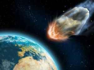 Asteroide paso cerca de la Tierra