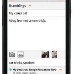 Ya se puede descargar la aplicación de blogger para Android