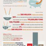 Infografía de China