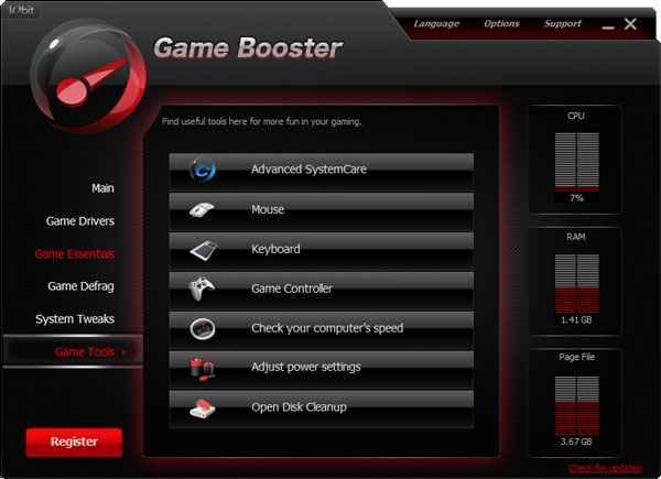 Obtener Game Booster Premium