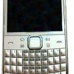 Especificaciones del Nokia E6-00