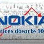 Nokia con pérdidas económicas