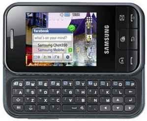 Características del Samsung Chat 350