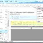Cómo marcar los correos como no deseados en Hotmail